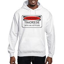 Attitude Timorese Hoodie