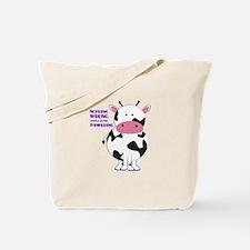 Pampering Tote Bag