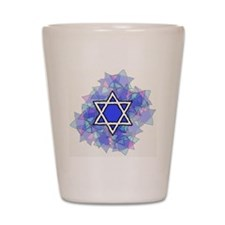 Star of David Shot Glass
