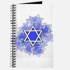 Unique Star david Journal