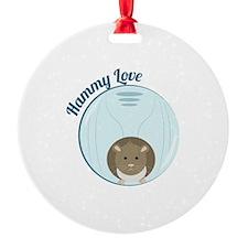 Hammy Love Ornament