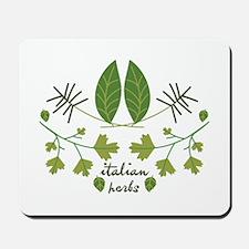 Italian Herbs Mousepad