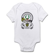 ROSS 1 Coat of Arms Infant Bodysuit