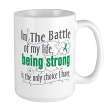 Liver Cancer Battle Mug