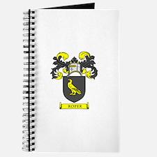 ROPER Coat of Arms Journal