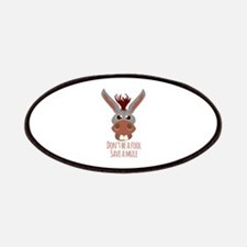 Save A Mule Patches