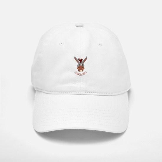 Stubborn Mule Baseball Cap