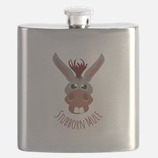 Stubborn Mule Flask