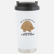 Softie at Heart Travel Mug