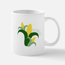Aw, Shucks! Mugs