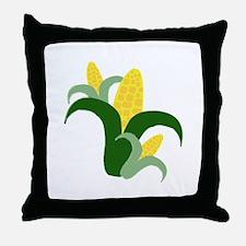 Fresh Corn Throw Pillow