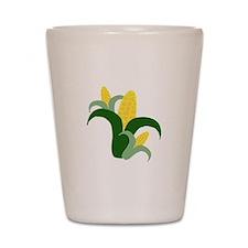 Fresh Corn Shot Glass
