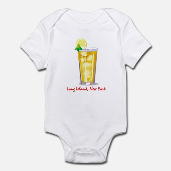Long Island Iced Tea Infant Bodysuit