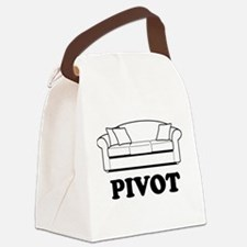 Pivot Couch Canvas Lunch Bag