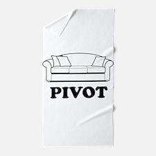 Pivot Couch Beach Towel