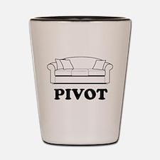 Pivot Couch Shot Glass