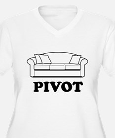 Pivot Couch Plus Size T-Shirt