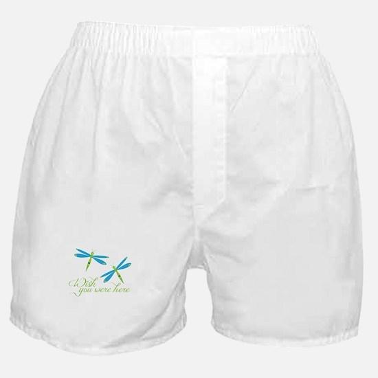Wishing Boxer Shorts