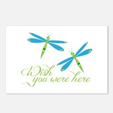 Wishing Postcards (Package of 8)