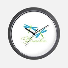 Wishing Wall Clock