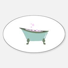 Bubble Bath Decal