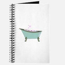 Bubble Bath Journal