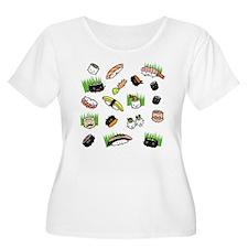 Sushi Charact T-Shirt