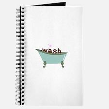 Wash Bath Journal