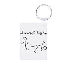 Pull yourself together! Keychains