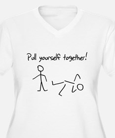 Pull yourself together! Plus Size T-Shirt