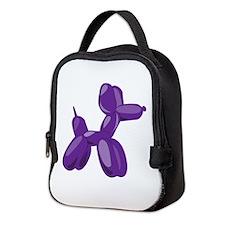 Balloon Dog Neoprene Lunch Bag