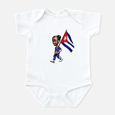 Cuba Girl Infant Bodysuit