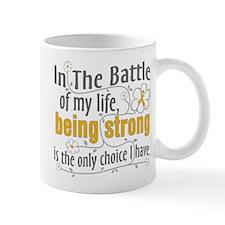 Appendix Cancer Battle Mug