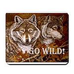 Go Wild Mousepad