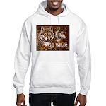 Go Wild Hooded Sweatshirt