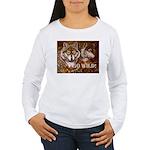 Go Wild Women's Long Sleeve T-Shirt