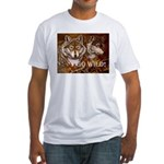 Go Wild Fitted T-Shirt
