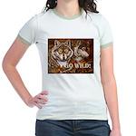 Go Wild Jr. Ringer T-Shirt
