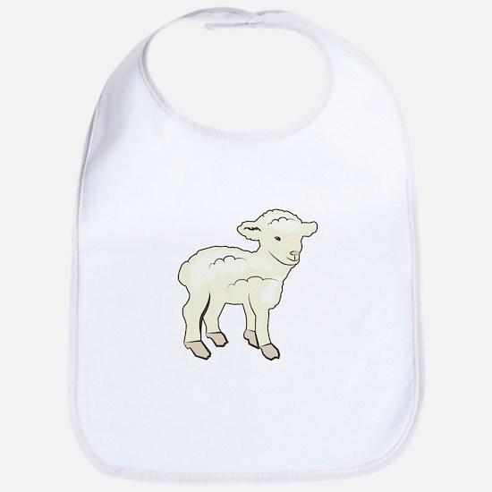 Little Lamb Bib