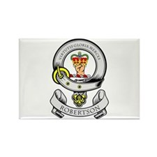 ROBERTSON Coat of Arms Rectangle Magnet