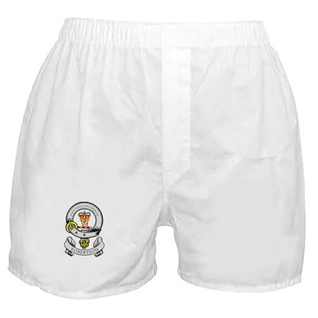 ROBERTSON Coat of Arms Boxer Shorts
