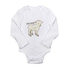 Littlie Lambchop Body Suit