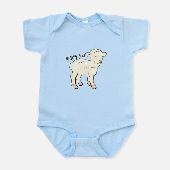 My Little Lamb Body Suit