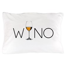 Wino Wine Lover Glass Pillow Case