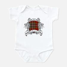 MacFarlane Tartan Shield Infant Bodysuit