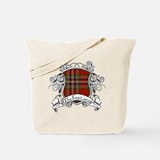MacFarlane Tartan Shield Tote Bag