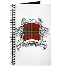 MacFarlane Tartan Shield Journal