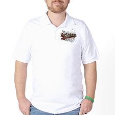 MacFarlane Tartan Grunge T-Shirt