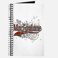 MacFarlane Tartan Grunge Journal