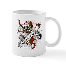 MacFarlane Tartan Lion Mug